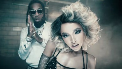 """Photo of Watch Tinashe and Offset Team Up in New Video """"No Drama"""""""