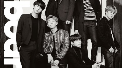 Photo of BTS makes their American cover debut on Billboard