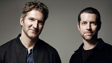 db weiss & david benioff Star Wars
