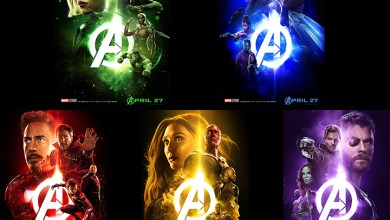 Photo of Avengers: Infinity War Posters Released Today