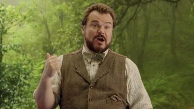 "Photo of JACK BLACK TO BE HONORED WITH ""CINEMACON VISIONARY AWARD"""