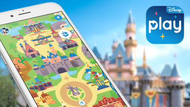 "Photo of New ""Play App"" is Coming to Disney Parks This Summer"