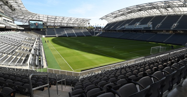 Banc Of California Stadium 2019 Gold Cup