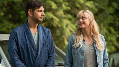 Photo of Anna Faris and Eugenio Derbez Talk About New Film, OVERBOARD