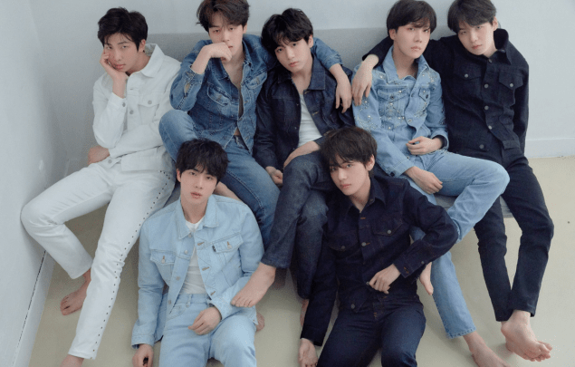 BTS Love Yourself Tear TeasersGroup