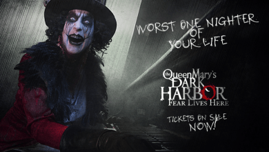 Photo of All Aboard Queen Mary's Dark Harbor Starting September 27th