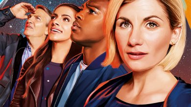 Photo of Doctor Who panel teases new season at Comic-Con 2018