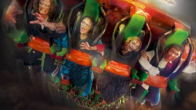 Photo of Six Flags Magic Mountain Unleashes Its  Biggest and Scariest Fright Fest Ever