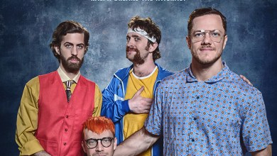"""Photo of IMAGINE DRAGONS WRITE AND RECORD END-CREDIT SONG """"ZERO"""" FOR RALPH BREAKS THE INTERNET"""