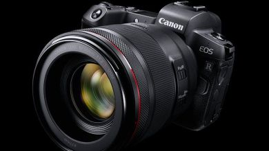 Photo of Canon Announces Mirrorless Camera  and Lense System EOS R