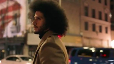 Photo of Nike's Colin Kaepernick ad to air during NFL's season opener