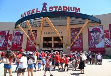 Angels Angel Stadium