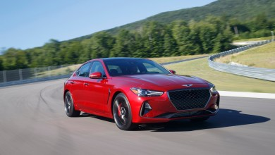 Photo of Genesis G70 Named 2019 Car And Driver 10 Best Award Winner