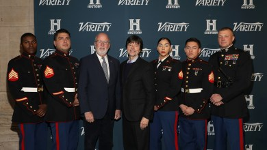 Variety's 2nd Annual Salute to Service, New York, USA - 12 Nov 2018