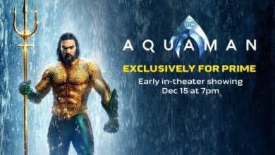 Aquaman Amazon