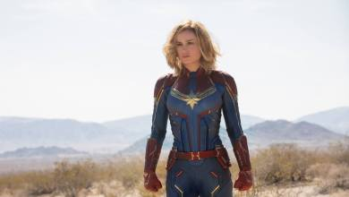 Photo of New Captain Marvel Trailer Released During Monday Night Football