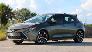 Photo of Toyota brings back the fun in driving with Corolla Hatchback XSE