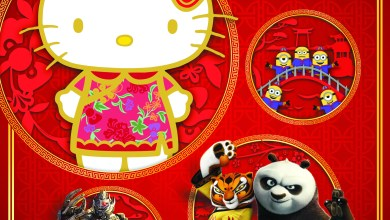 """Photo of Universal Studios Hollywood Celebrates Lunar New Year and the """"Year of the Pig"""""""