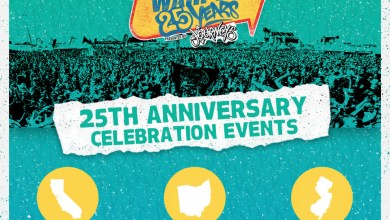 Photo of Vans Warped Tour Celebrates 25th Anniversary