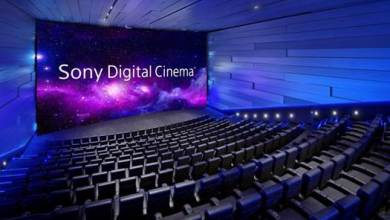 Photo of Sony Announces Launch of Sony Digital Cinema at Galaxy Theatres' Las Vegas Location