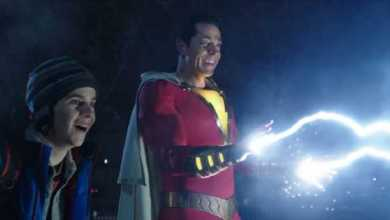 Photo of Shazam! Discovers His Powers In An Extended Clip From The Film!