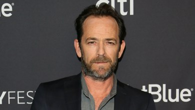 Photo of Actor Luke Perry – Dead at 52 after suffering massive stroke