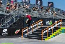 Pamela Rosa Women's Street Semi Finals at the Dew Tour