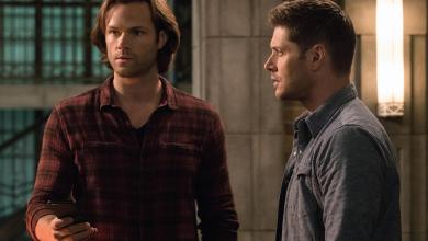 Photo of Jared Padalecki and Jensen Ackles on Final Season of Supernatural
