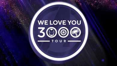 "Photo of MARVEL STUDIOS CELEBRATES THE IN-HOME RELEASE OF ""AVENGERS: ENDGAME"" WITH THE ""WE LOVE YOU 3000"" TOUR"