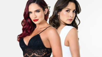 "Photo of CARMEN VILLALOBOS AND KIMBERLY REYES REPRISE THEIR ROLES IN ""EL FINAL DEL PARAISO"" ONE LAST TIME"