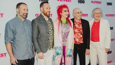 Photo of 2019 OUTFEST OPENING NIGHT GALA: CIRCUS OF BOOKS