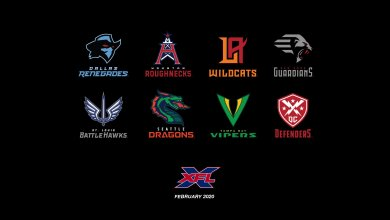 Photo of XFL Announces Eight Team Cities, Names and Venues For 2020 Start