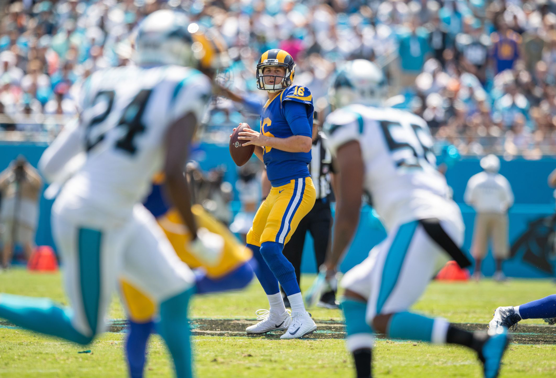 Los Angeles Rams: Staff predictions vs. Carolina Panthers