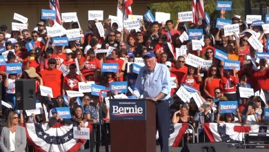 Photo of East L.A. Feels the Bern as Bernie Sanders Makes Campaign Stop