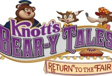 Photo of Bear-y Tales Returning to Knott's Berry Farm