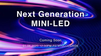 Photo of TCL to Showcase Next Generation Mini-LED Technology