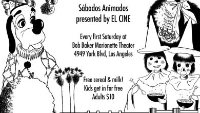 Photo of El Cine Presents Saturday Morning Cartoons!