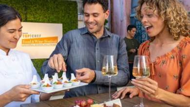 Photo of Universal Studios Hollywood Announces Roster of Top Chef Alumni in its First-Ever Food & Wine Festival