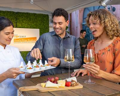 Top Chef Food And Wine Festival