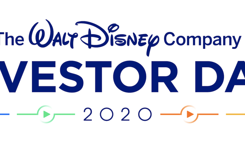 The Walt Disney Company Investor Day 2020