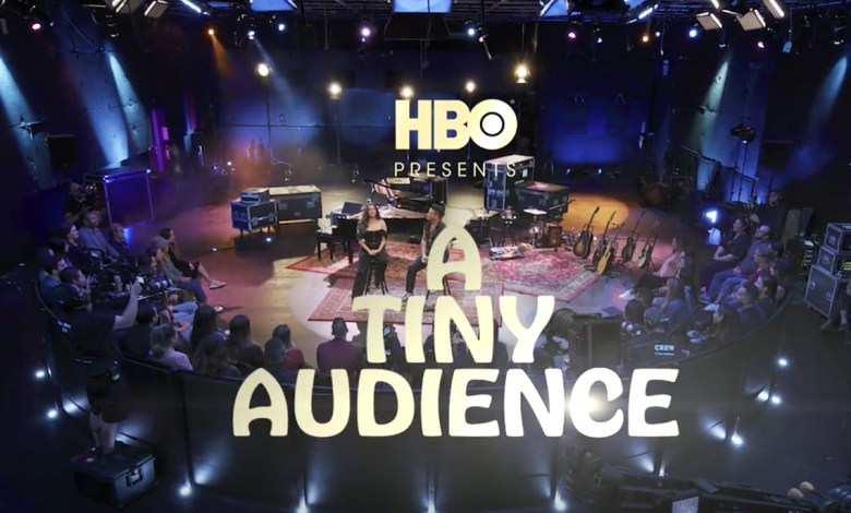 a tiny audience HBO