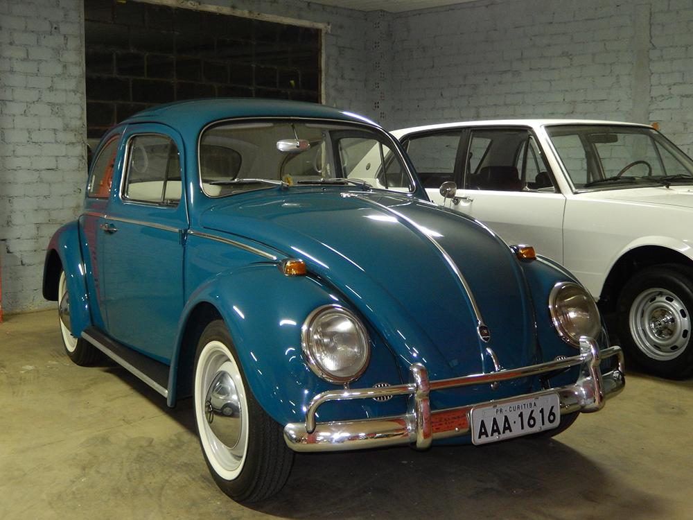VOLKSVAGEN - Sedan 1200 Ano: 1965 | Procedência: Brasil