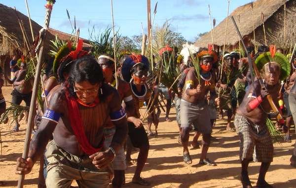 Índios Brasieliros