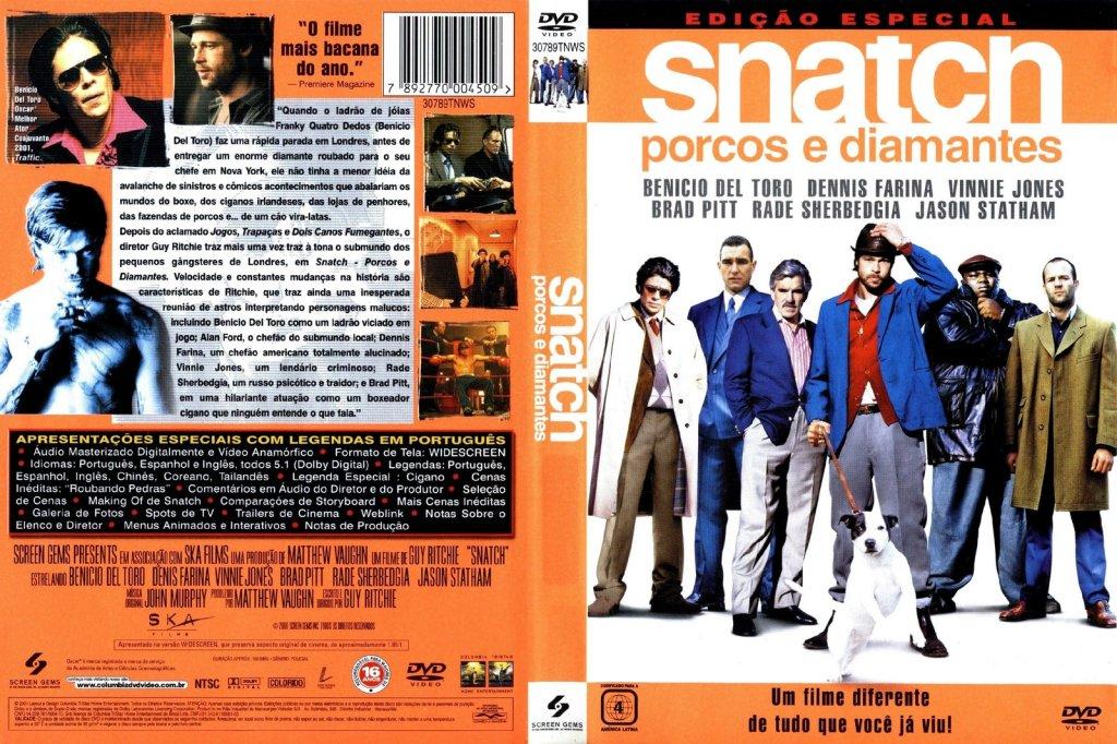 Snatch - Porcos e Diamantes