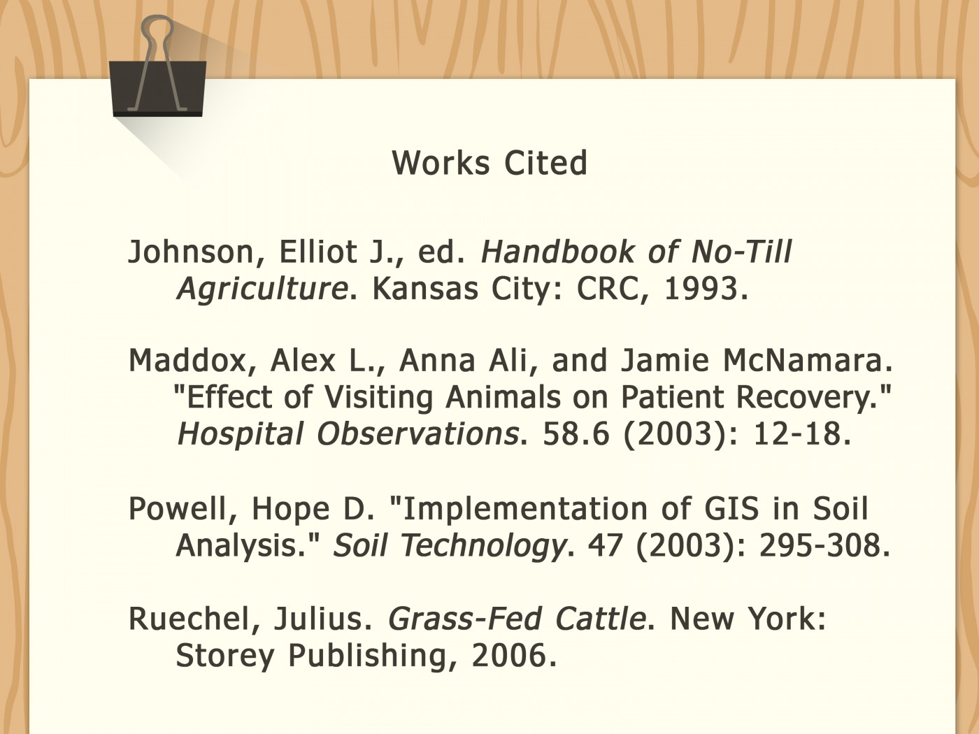 008 Mla In Text Citation Research Paper Museumlegs