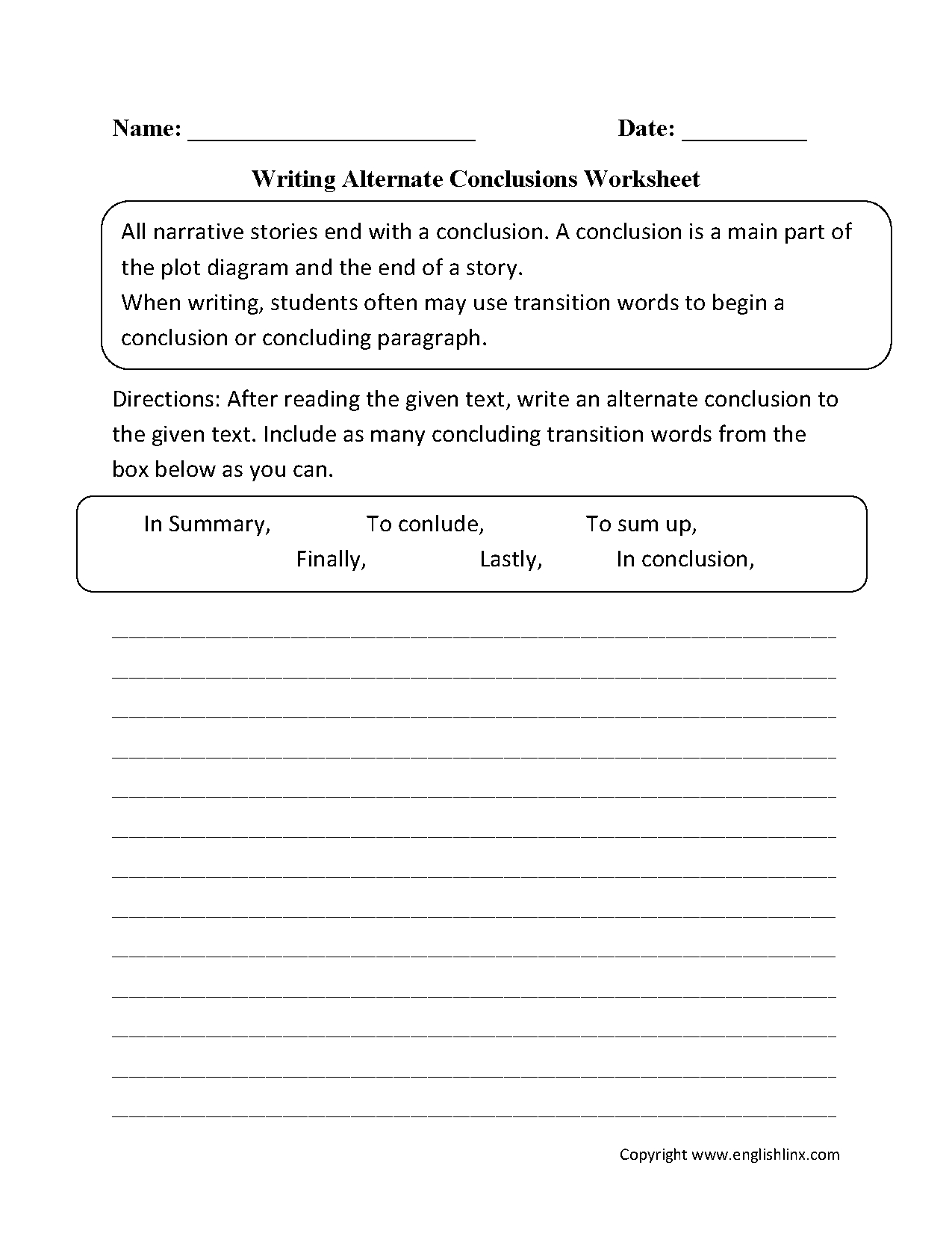 005 Example Of Conclusion Paragraph In An Essay Examples