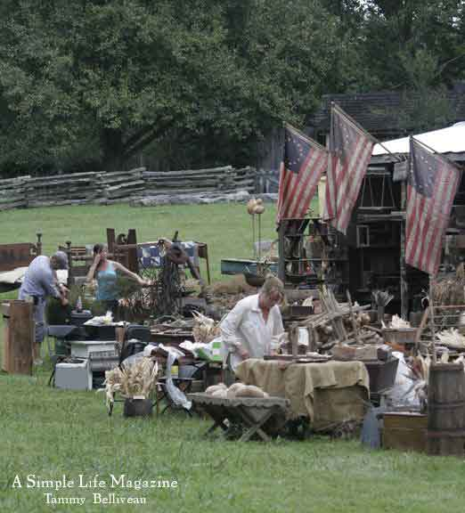 Days of the Pioneer Antique Show