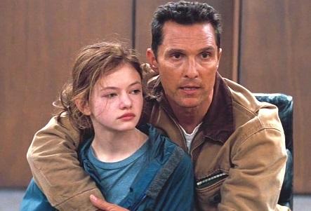 Actress Mackenzie Foy in 'Interstellar'