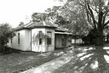 The original ACCA headquarters, Melbourne
