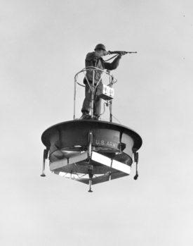 The Hiller 'Flying Platform'
